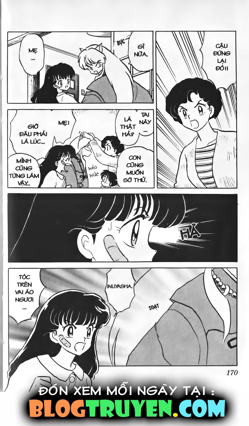 Inuyasha vol 01.8 trang 9
