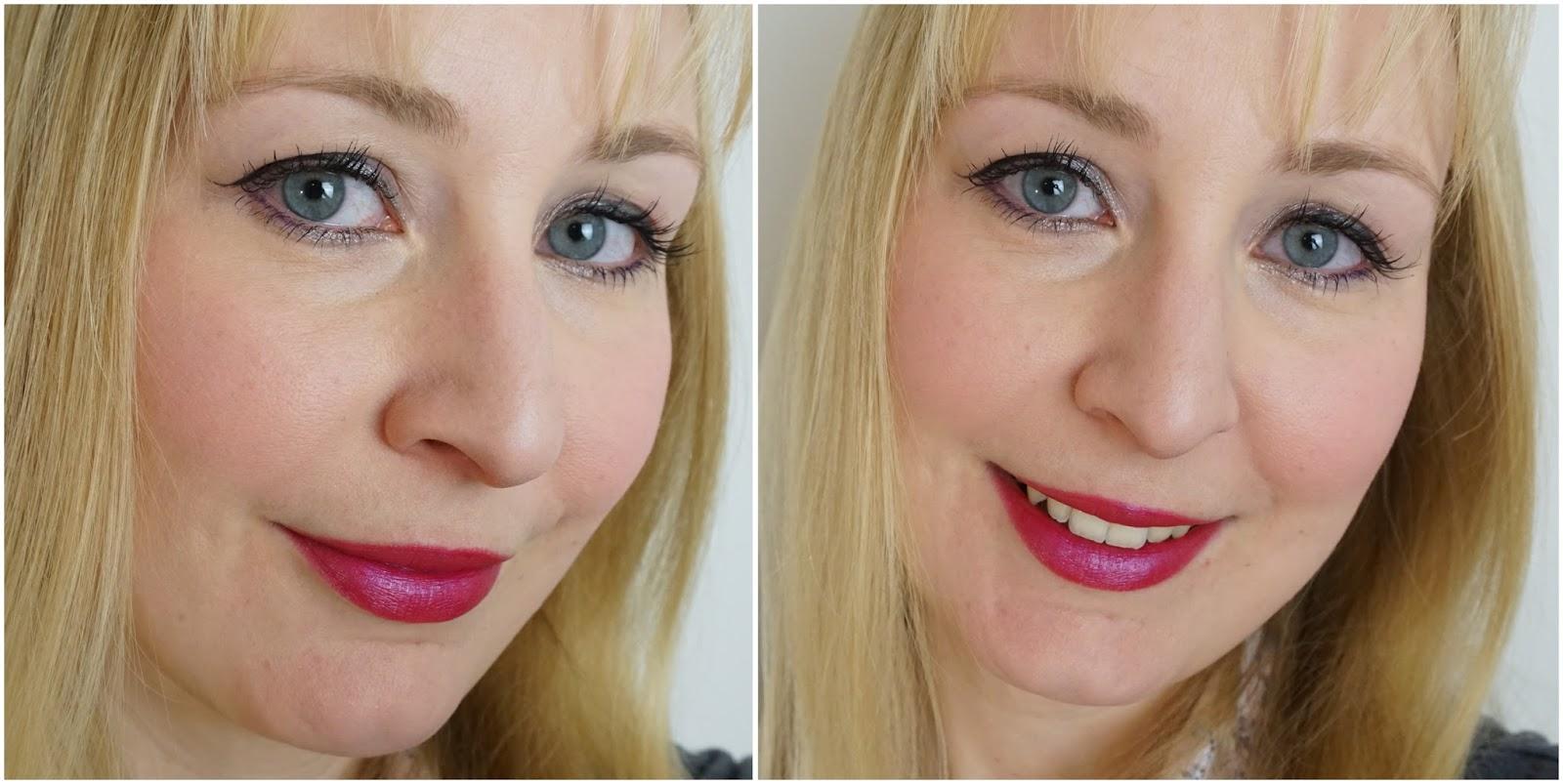 Mein Look Make-up mit den Alverde - Neuheiten Frühjahr 2015