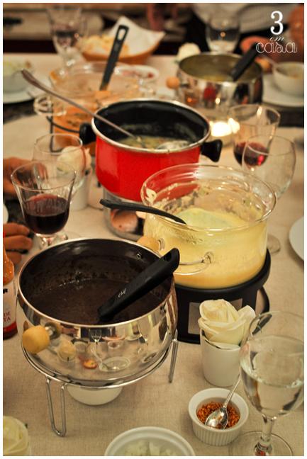 mesa noite de sopas