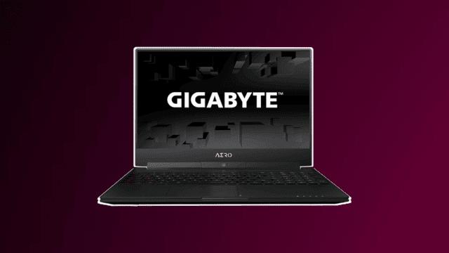 harga laptop gaming Gigabyte