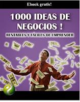 """""""1000 Ideas de Negocios"""""""