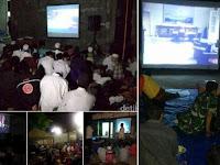 Bikin Gerah Antek-Antek PKI! Mulai Tadi Malam TNI dan Masyarakat Sudah Gelar Nonton Bareng Film G30S/PKI