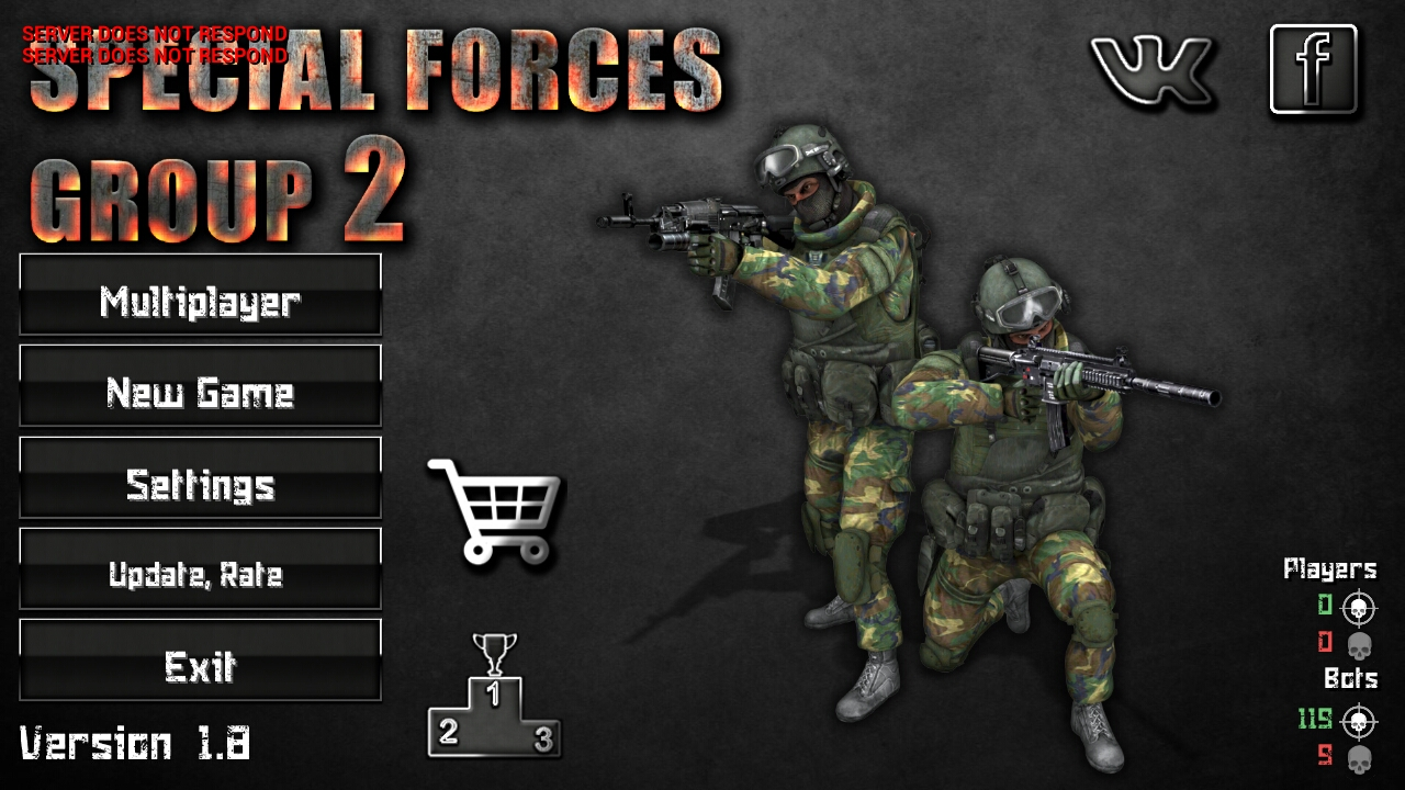 Special Forces Group 2, CS GO Versi Smartphone! ~ Guntur Blog