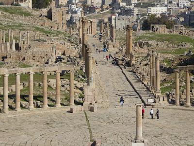 Viaje a Jordania, 4º parte. Jerash, Wadi Rum y sugerencias - Blog Viajar fácil y barato
