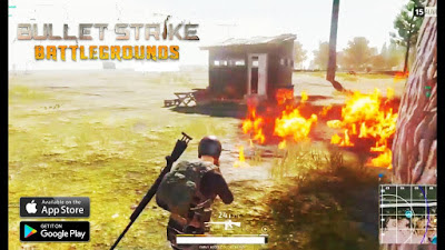 Download Bullet Strike Battlegrounds Mod Apk