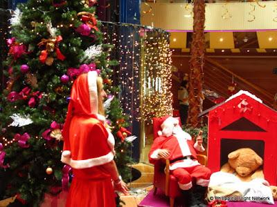 costa cruises christmas