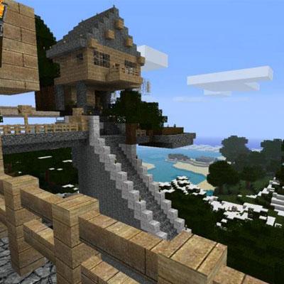 Minecraft HD Texture Pack: Bump Map Texture Pack