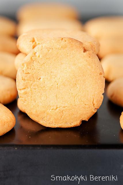 Ciasteczka z masą krówkową