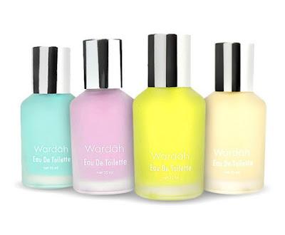Harga Minyak Wangi Wardah terbaru 2017 Parfum Penunjang Penampilan