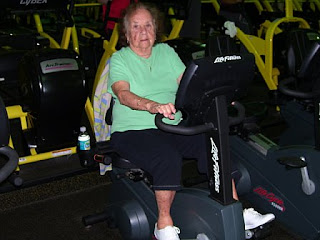 Moderate Exercise Improves Brain Blood Flow in Elderly Women