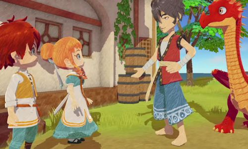 Download Little Dragon Cafe PC Game Full Version Free