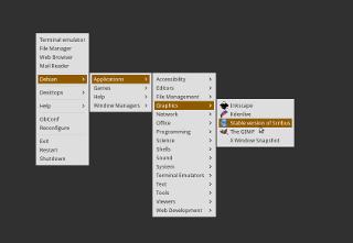 Tutorial Cara Mengatur Menu Openbox di Ubuntu secara Otomatis Menambah Menu Aplikasi Sendiri Ketika Menginstall Aplikasi Baru Menggunakan Debian Menu