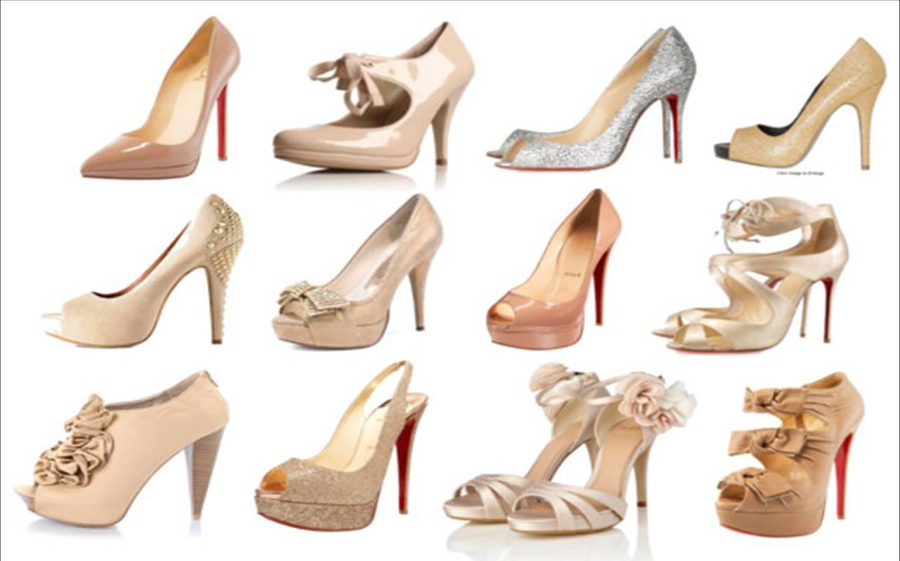 4 De Confesiones Coloresparte Una Con Zapatos BodaNovias KJTc1lF