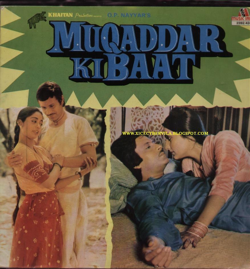 Nano Ki Do Baat Song Free Download: COLLEGE PROJECTS AND MUSIC JUNCTION: MUQADDAR KI BAAT