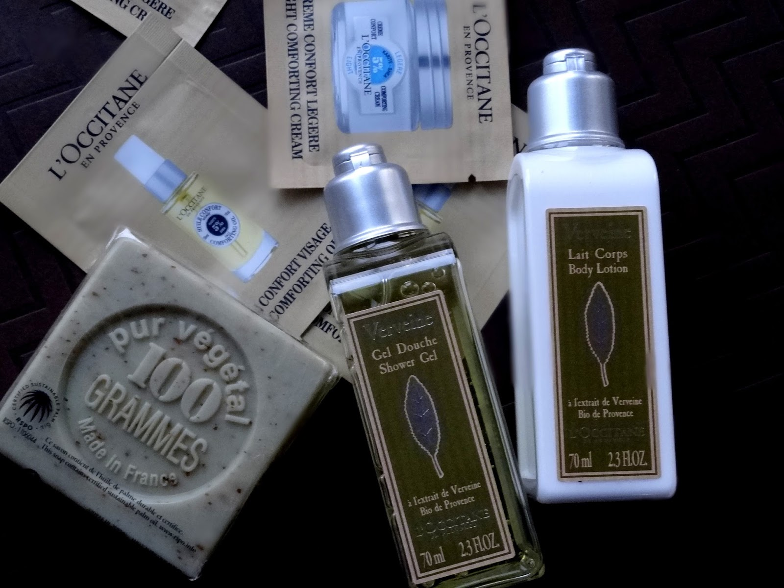 Makeup, Beauty and More: L'Occitane Almond and Verbena ...