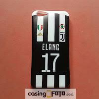 custom case Jersey Juventus 2018