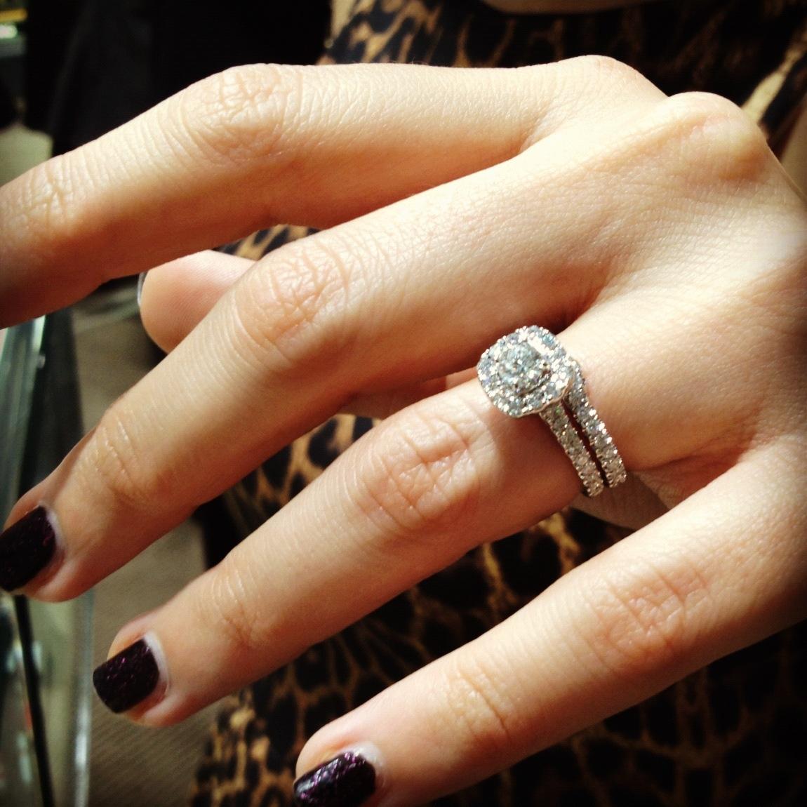 Vintage Inspired Engagement Ring 91