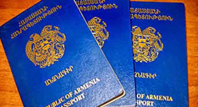Armenios pueden visitar 59 países sin visa