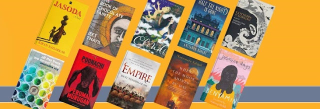 Top 10 Distinguished Novels of the Year 2018 | The JCB Prize For Literature