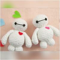 http://amigurumislandia.blogspot.com.ar/2018/09/amigurumi-baymax-crochet-y-amigurumis.html