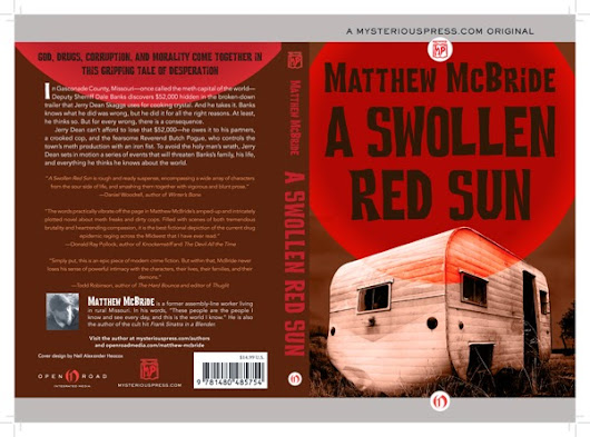 The Great American Novel: A Review of A Swollen Red Sun