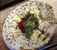 Papricano Mexican Cantina pasar santa