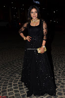 Sakshi Agarwal looks stunning in all black gown at 64th Jio Filmfare Awards South ~  Exclusive 024.JPG