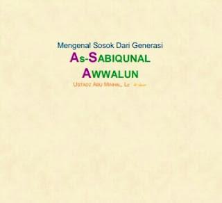 Download Kumpulan Sahabat As Sabiqunal Awwalun PDF