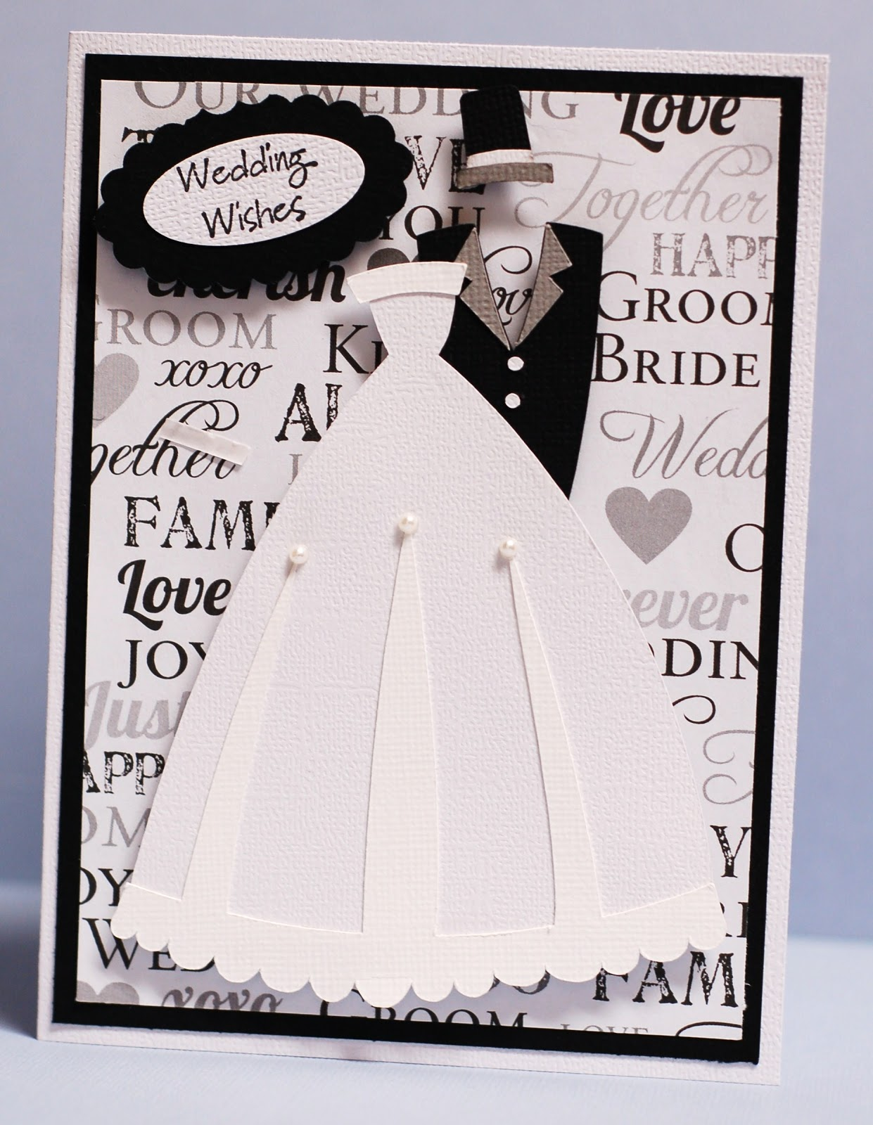 paper creationskristin wedding cards