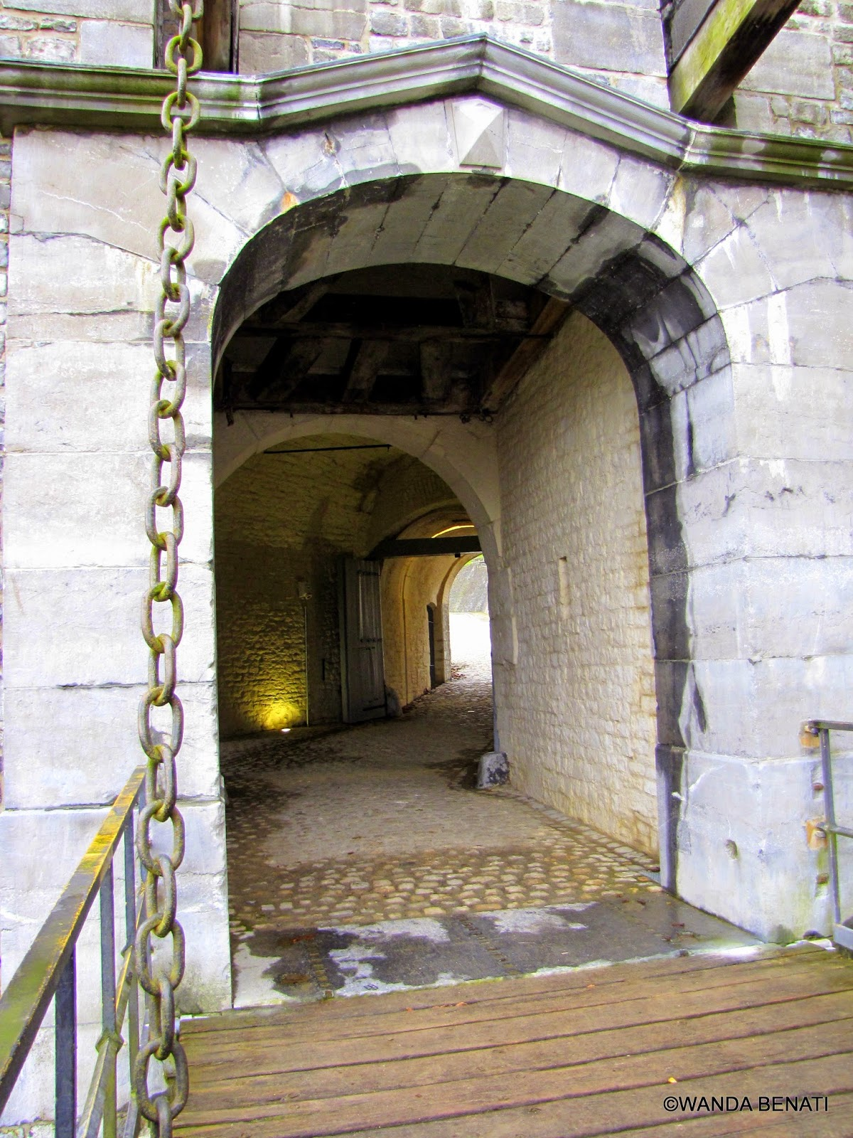 Namur, la Cittadella