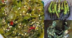 น้ำพริกหนุ่มสูตรดั้งเดิม ส่วนผสมน้อยทำง่าย ทานคู่กับผักสดและแคบหมูอร่อยมาก