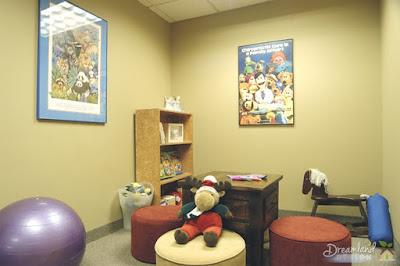 Reading Corner Kids Rooms