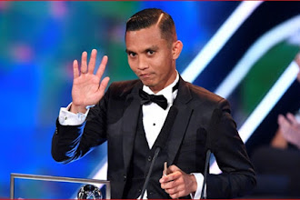 Pesepakbola Asal Malaysia Sabet FIFA Puskas Award 2016