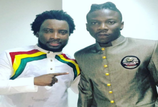 Stonebwoy Prays for Sonnie Badu As he mark 4 years of marriage