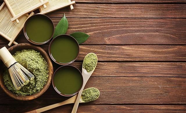 Khasiat Green Tea Thailand