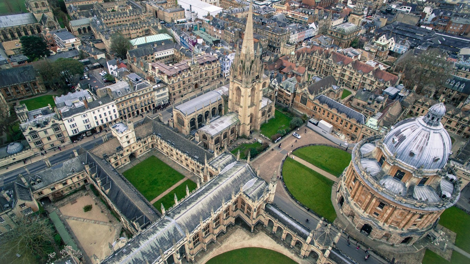 Oxford University England
