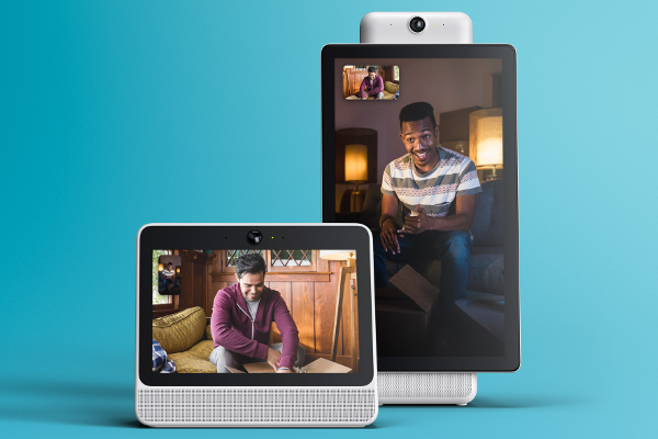 Facebook announces Portal and Portal+ video calling devices with Alexa built-in