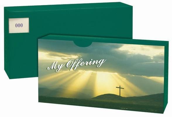 2016 Offering Envelopes