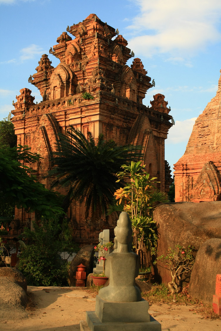 Offshore Jurisdiction - Po Nagar Cham Towers in Nha Trang, Vietnam