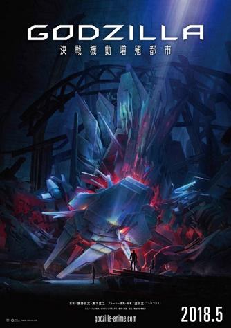 Godzilla Trái Đất Và Godzilla Robot - Godzilla: Kessen Kidou Zoushoku Toshi