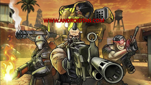 Major GUN 2 War on terror Mod Apk