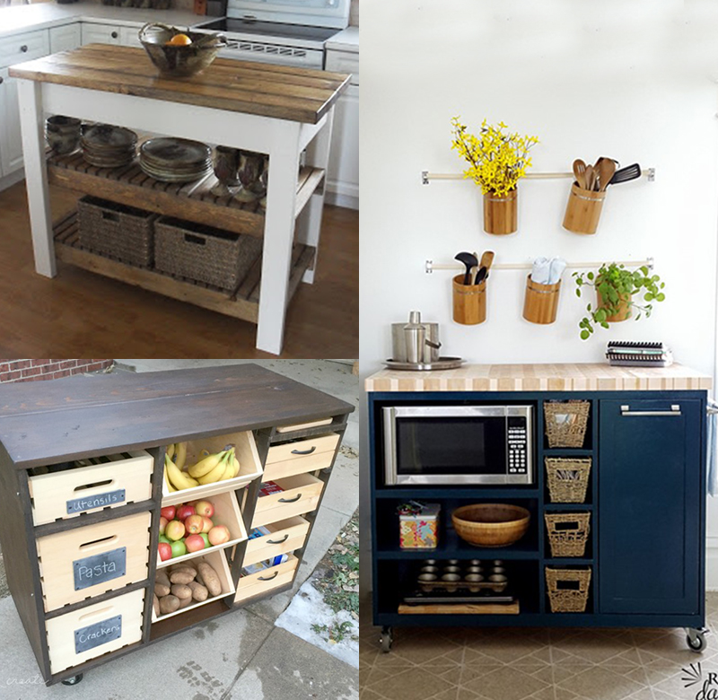 Build Michaela S Kitchen Island Diy Projects: DIY To Try # Kitchen Island