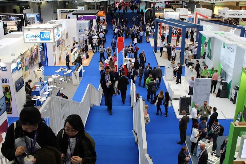 O principal evento anual de varejo da Europa: Um resumo sobre a RDE/RBTE/RDSE, em Londres.