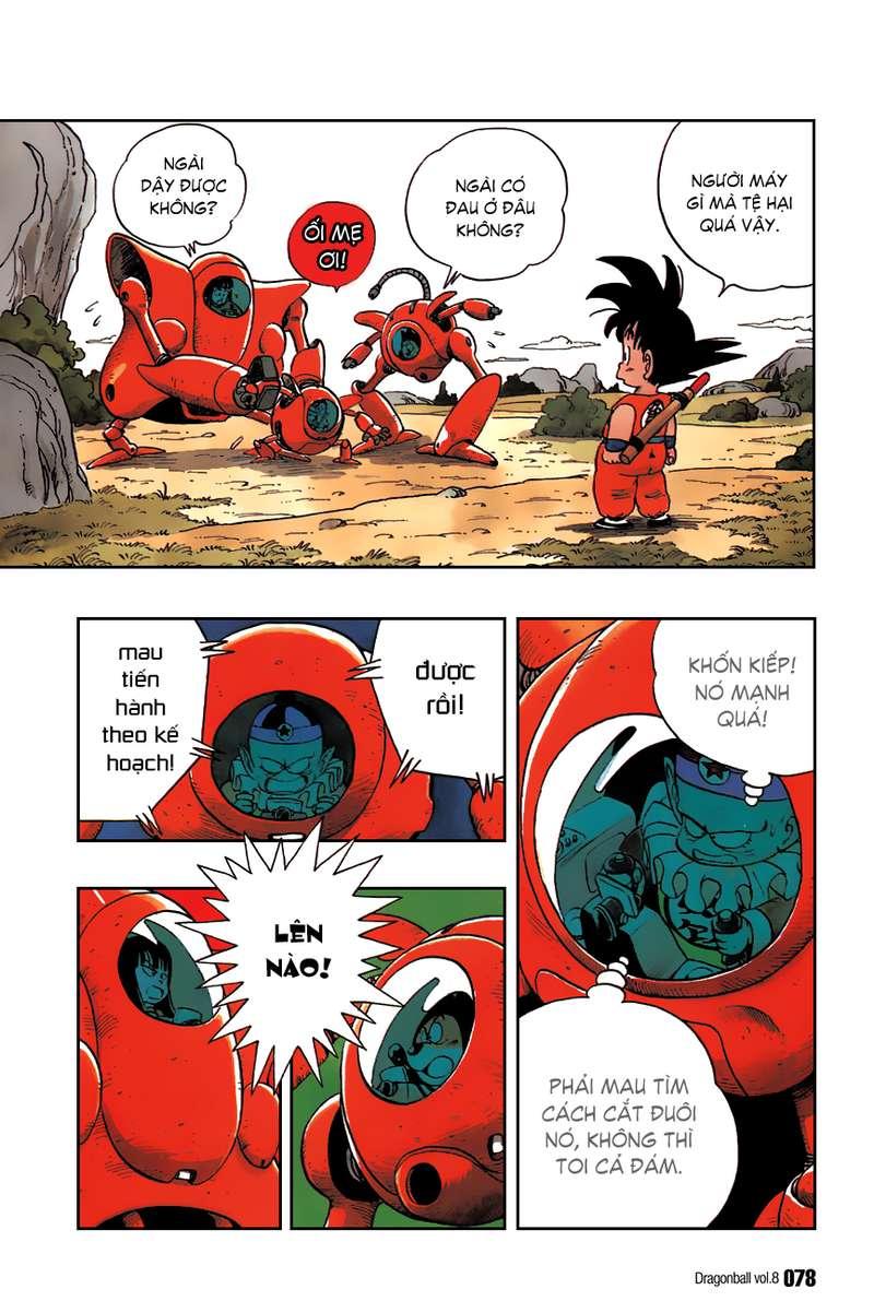Dragon Ball chap 110 trang 1