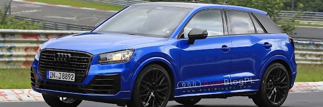 SpyShots: Audi SQ2