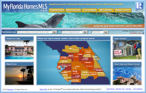 Search Orlando and Central Florida Properties