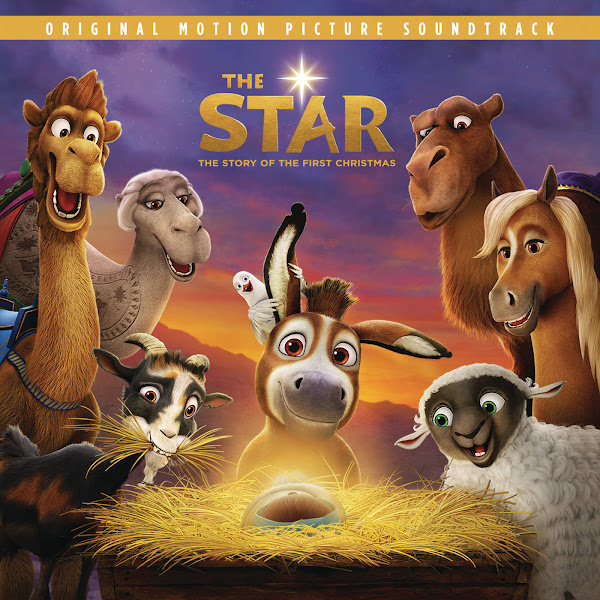 Various Artists - The Star (Original Motion Picture Soundtrack) Cover