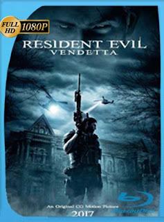 Resident Evil: Vendetta (2017) HD [1080p] Latino [GoogleDrive] SilvestreHD