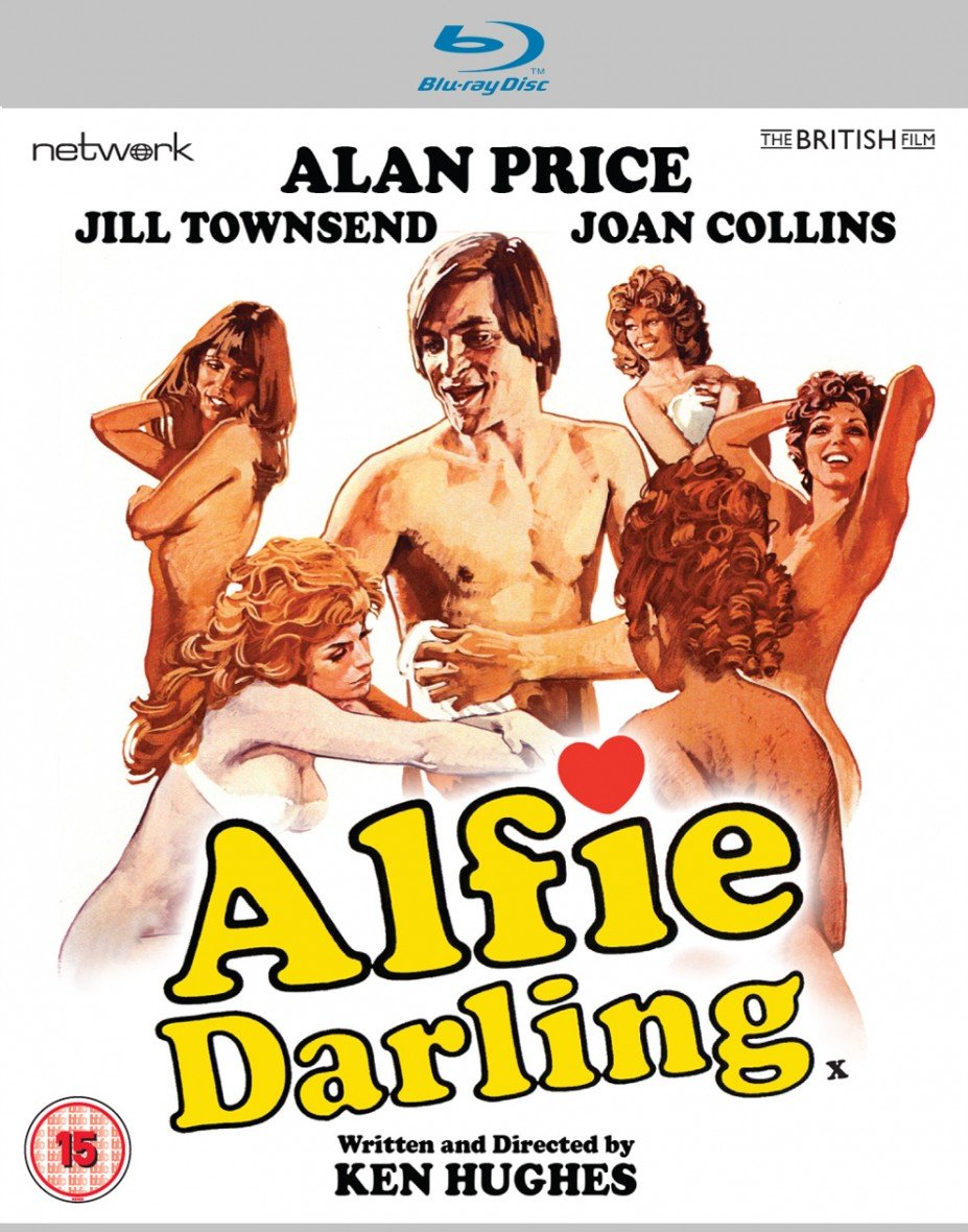 ALFIE DARLING BLU-RAY FROM NETWORK MARCH 9TH 2020