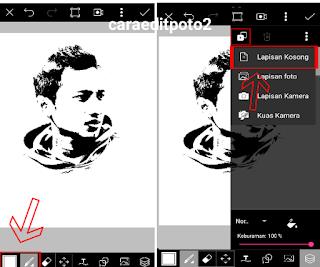 Cara Edit Face Logo Keren di Picsart Android